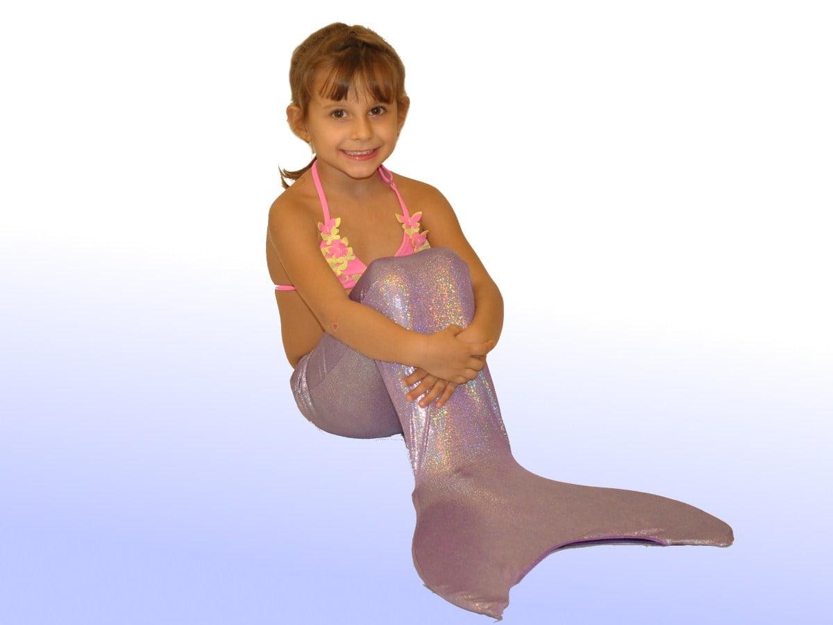 Coada sirena purple