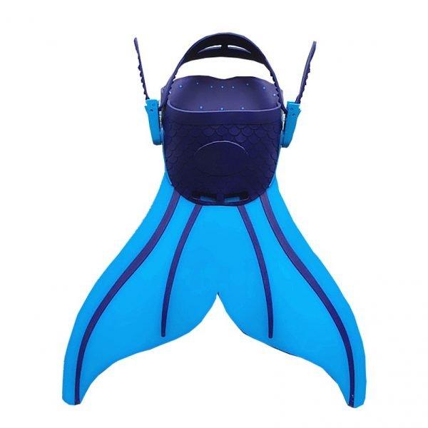 monofin albastru 30-36