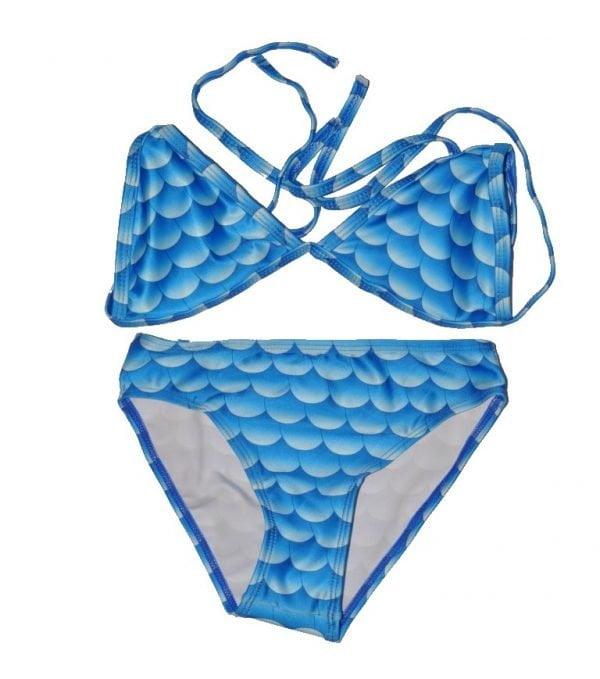 Costum de baie albastru