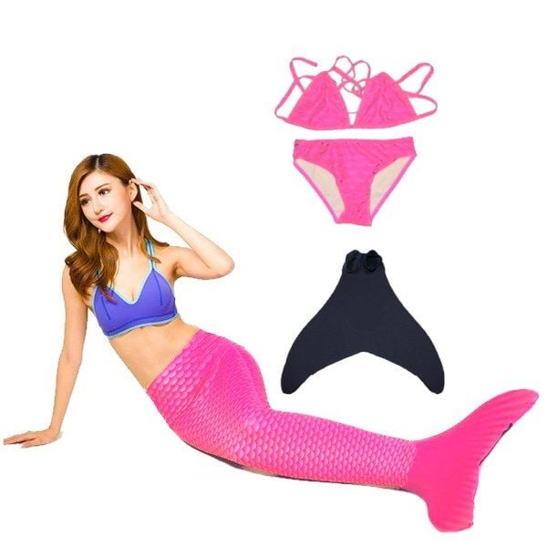 Mermaid-Pink